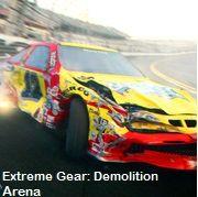 Gioco di Corse per Auto Extreme Gear: Demolition Arena per iOS ed Android