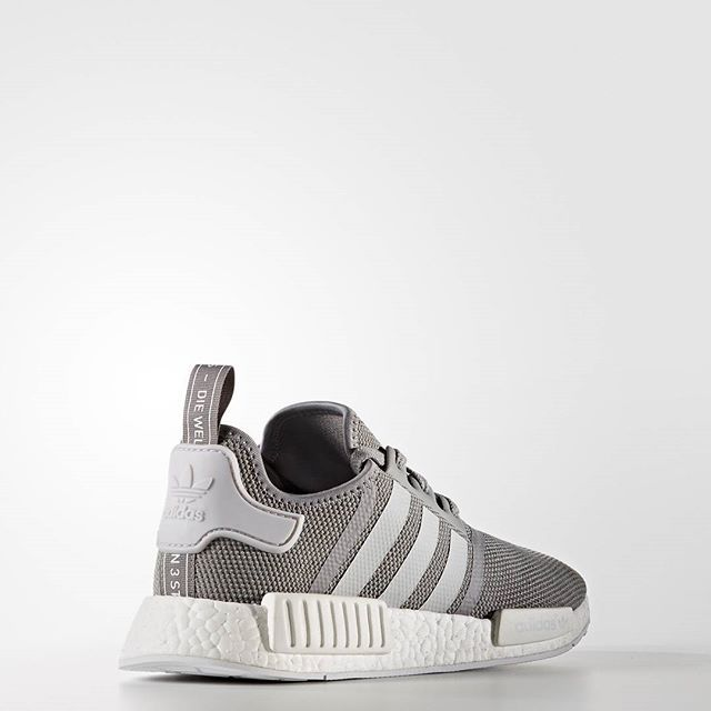 The Men's @adidasoriginals #NMD in Grey will be made available at 11am  tomorrow,