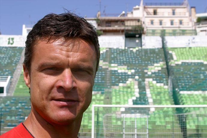 Krzysztof Warzycha-Panathinaikos FC 6