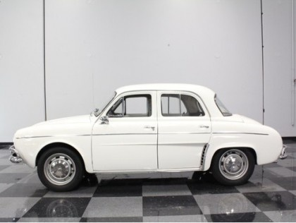 1966 Renault Dauphine