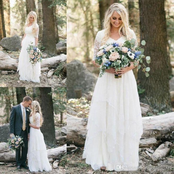 87 best Winter wedding dresses images on Pinterest | Wedding gowns ...