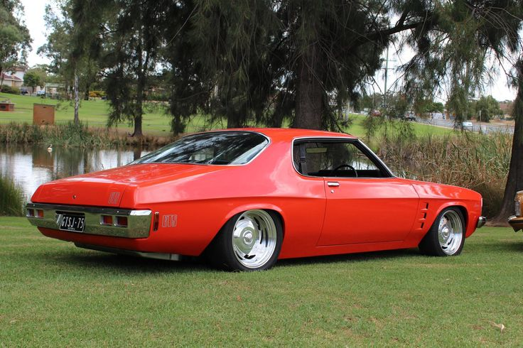 ◆ Visit MACHINE Shop Café... ◆ ~ Aussie Custom Cars & Bikes ~ (1971 HQ Holden Monaro Coupé)