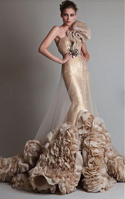 Precioso vestido de novia!!