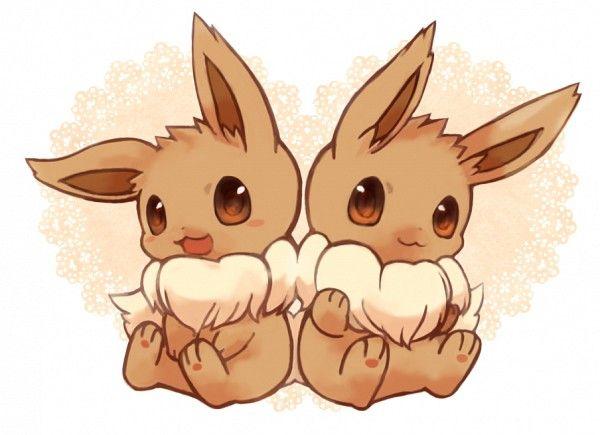 Tags: Anime, Pokémon, Nintendo, Eevee, Adorably Cute, No People, :3