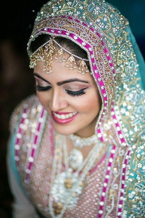 arabische braut make up