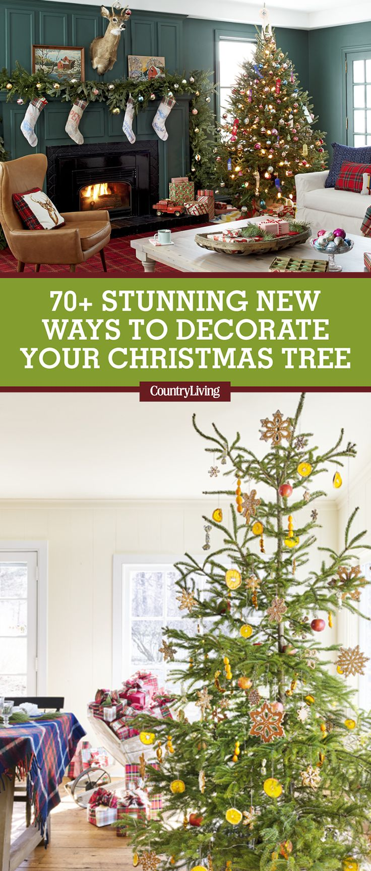 276 best Christmas Tree Decorating Ideas images on Pinterest ...