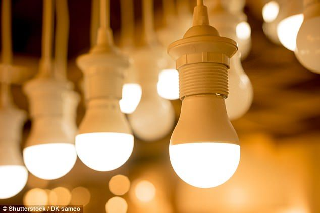 Professor Arnold Wilkins, professor of psychology at the University of Essex, said the flickering of the unpopular lights is stronger than for traditional lightbulbs