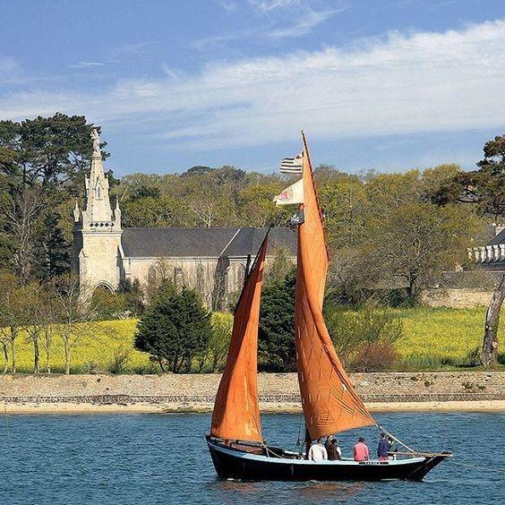 Choisissez votre location vacances bretagne bord de mer - Gîte de bord de mer au coeur du Golfe du Morbihan pour 6 personnes