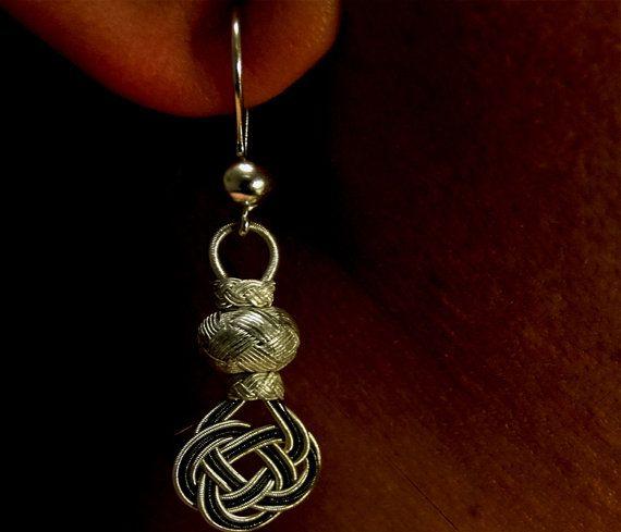 Shemse  Kazaziye 1000k silver earings for weddings and by Trabzone, $52.00