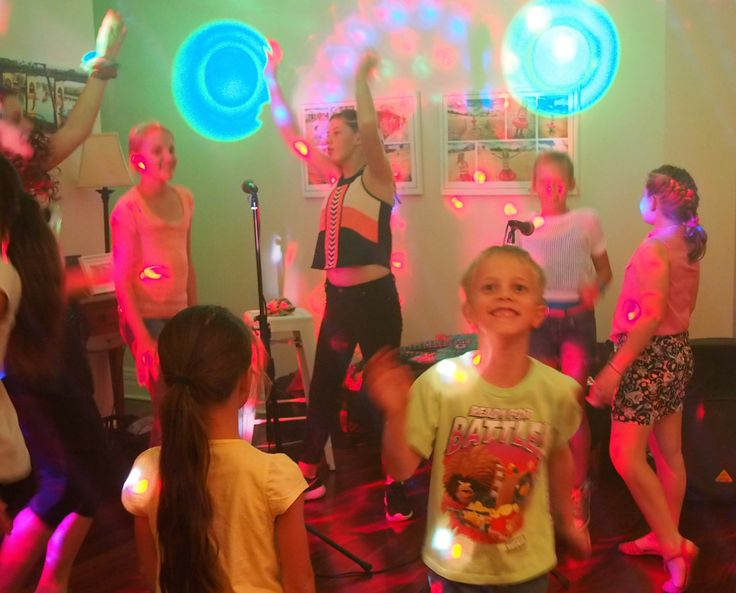Disco Dance Party. Parties Kids Remember in Perth WA