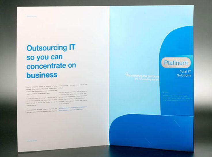 43 best Folder Printing UK images on Pinterest Printing uk, Uk - resume presentation folder