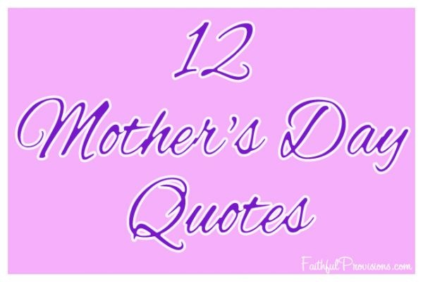 Daughter I Love You On Mothers Day  One Mothers Love Letter To Her Daughter ParentDish
