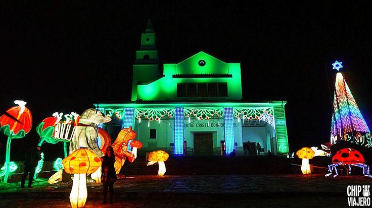 Navidad en Monserrate 🎄✨