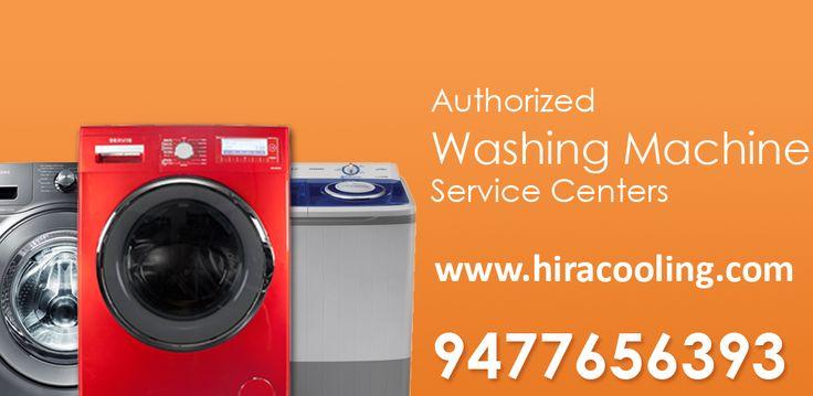 Authorized Washing Machine Service Centers In India