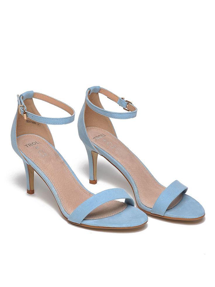 Top Secret S023279 Blue Shoes