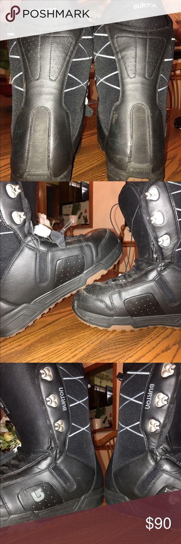 Men's snowboard boots Men's Burton Moto snowboard boots Burton Shoes Winter & Rain Boots
