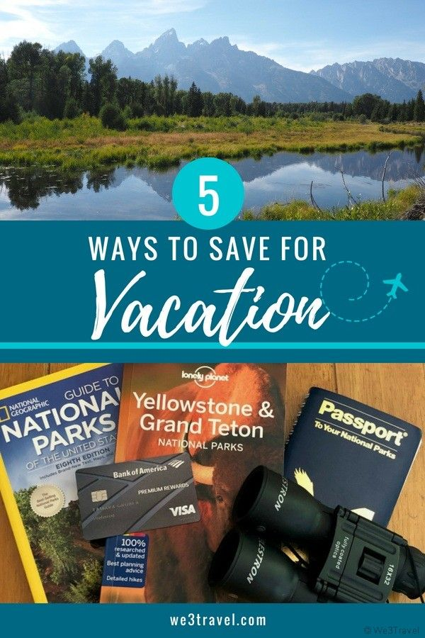 5 Ways to Save for a Family Vacation   Tips for Traveling ...