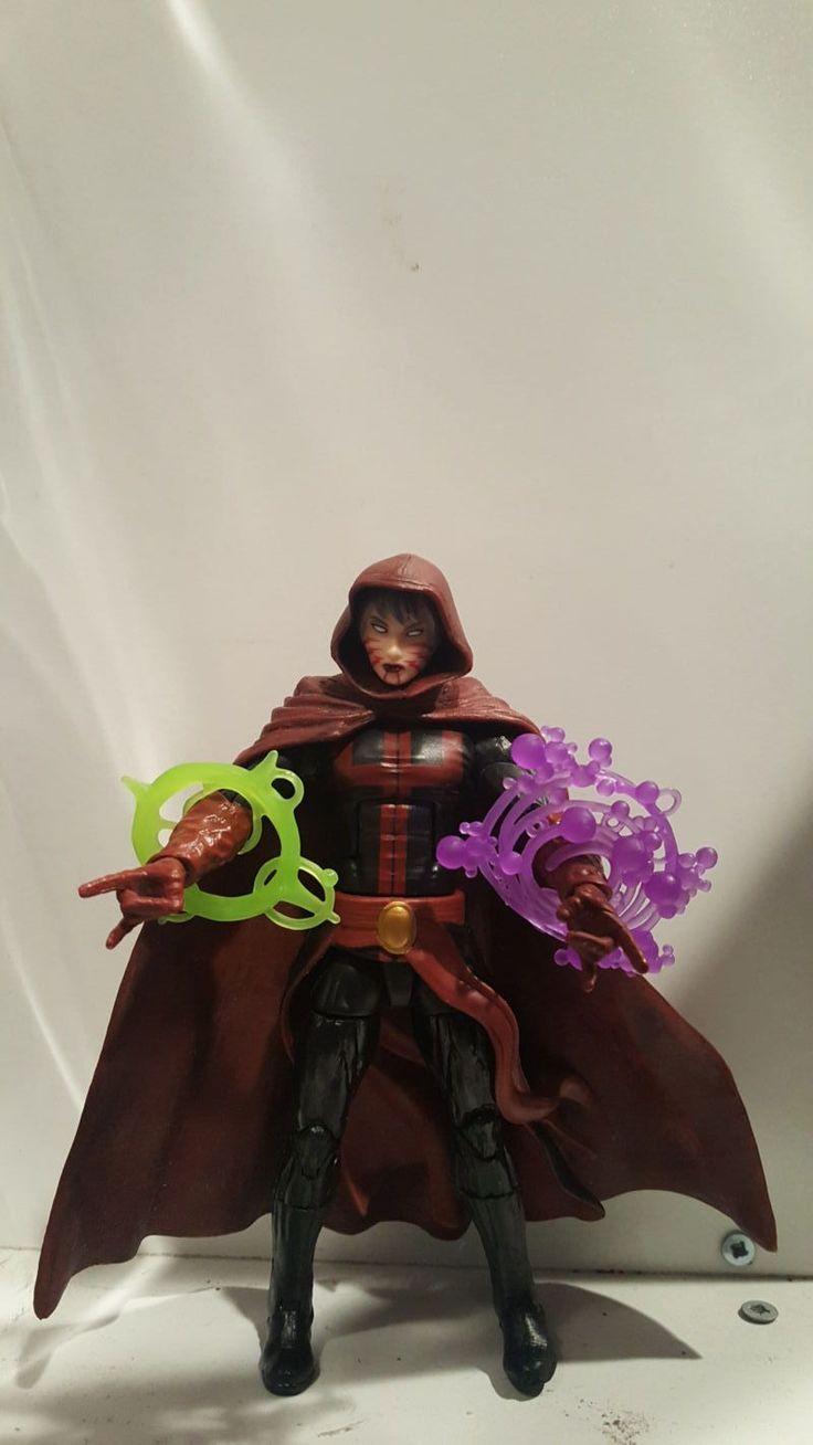 Pandora Sorceress Supreme (Marvel Legends) Custom Action Figure                                                                                                                                                                                 More
