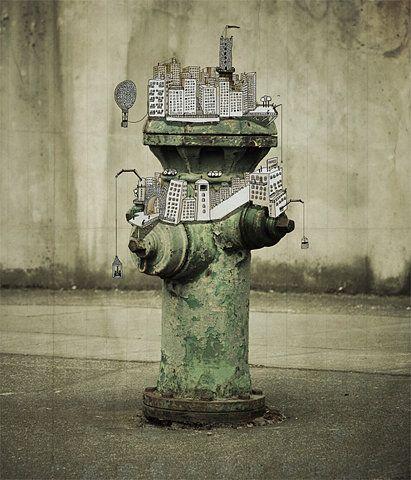 Hydrant Metropolis