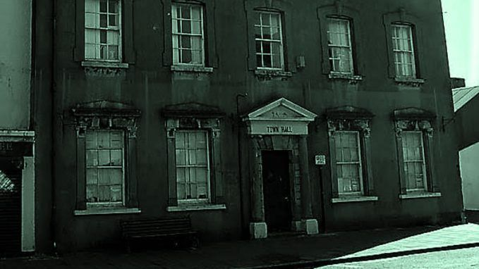 Ghost Searchers Ireland investigates Haunted Donaghee Town Hall County Down