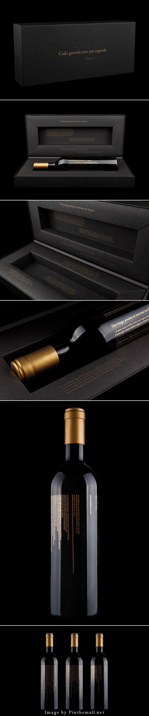 Each Bottle Has a Secret by White Studio (Bottle Packaging)