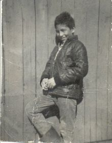 "Chanie ""Charlie"" Wenjack  Chanie (Charlie) Wenjack, who attended Cecilia Jeffrey Residential School in Kenora, Ont., in the 1960s. (Historica Canada) Chanie was 12 when he ran away from the residential school. His frozen body was found nearby next to a railway track in 1966."