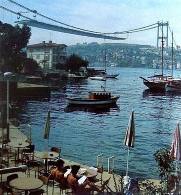 İşte hiç görmediğiniz İstanbul!