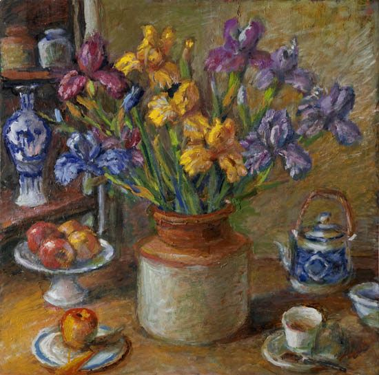 .Margaret Olley