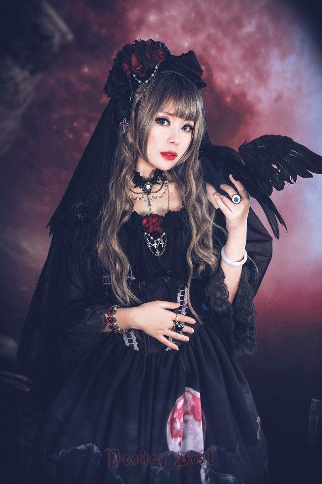 Afbeeldingsresultaat voor gothic fairy lolita little shadows