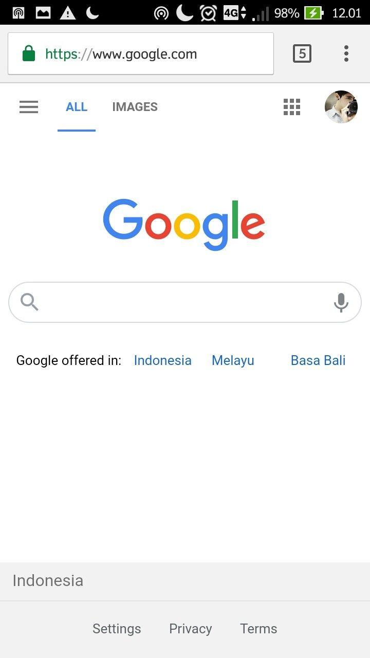 Cara Memperbesar Ukuran Teks Di Google Chrome Google Aplikasi Smartphone
