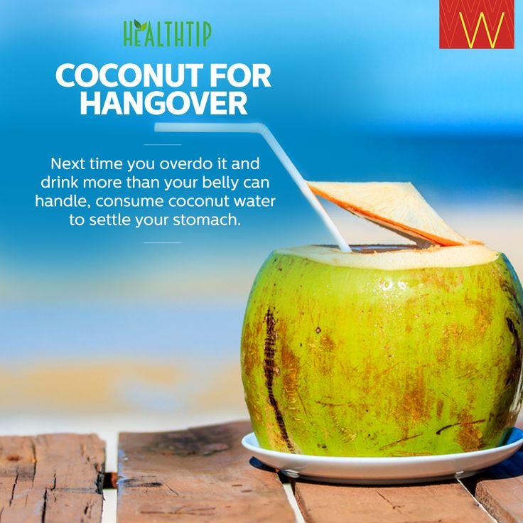 #coconut #Hangover