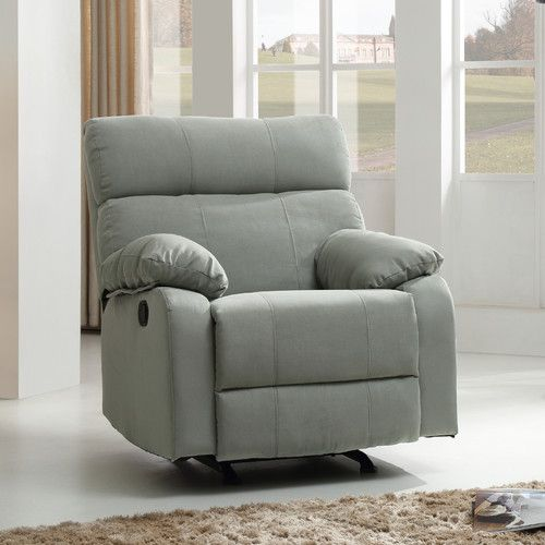 Found it at Wayfair - Deerwood Rocker Recliner