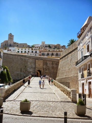 The Ibiza Adventure-Old Town