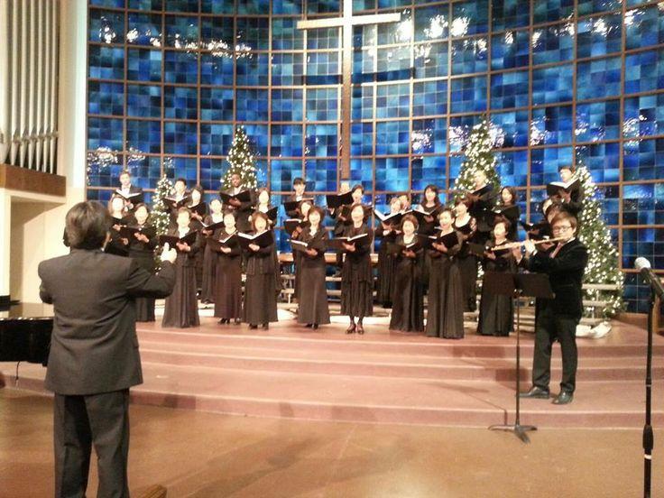 Thank you to the Colorado Korean Chorus for a beautiful holiday concert tonight at Bethany Lutheran Church in Denver. #Denver #Colorado #2013 #CynthiaCoffmanForAG