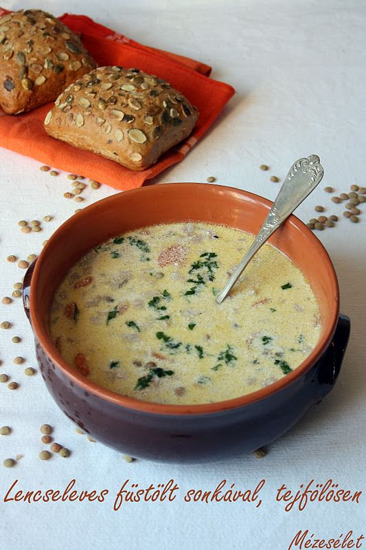 A lencseleves Nálam kifejezetten az újévhez kötődik, nem is szoktam máskor készíteni. A napokban azonban eszembe jutott ez a jó kis leves és...