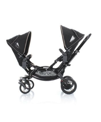 Abc Design Zoom Tandem Pushchair - Safari
