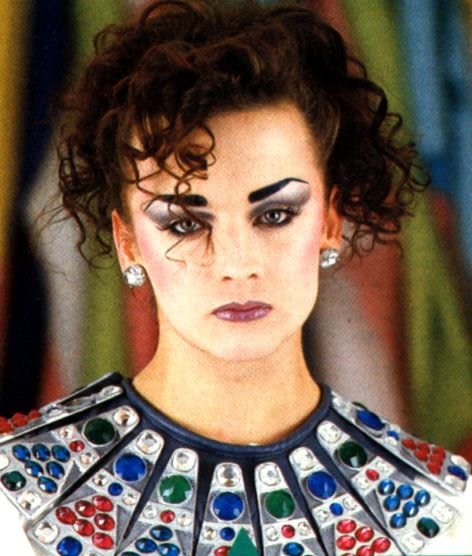 Pin By Jennifer George On Boys Rooms: Boy George For Flawless Makeup