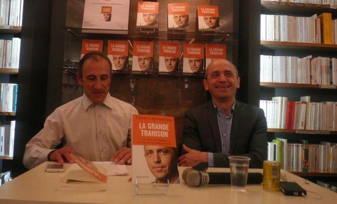 """Dix jours avant les Européennes, Pierre Larrouturou et Nouvelle Donne en appellent à """"la nécessité d'un nouveau modèle politique"""""""