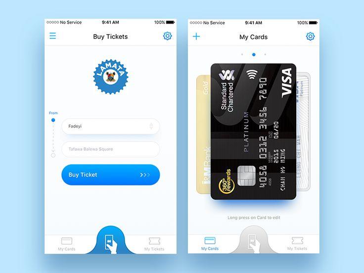 Bus Ticketing App