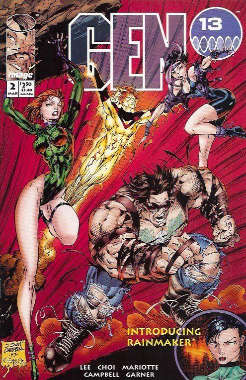 Gen 13 (1st Series) 2D    Boeken / Comics, Comics, Gen 13, Gen 13 (1st Series) www.detoyboys.nl
