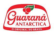 Guaraná Antarctica logo