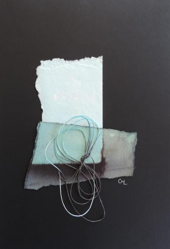 Caroline Lumb. I am constantly drawn to Carolines work. Her work is somewhat minimal but the careful balance of composition and colour brings all your attention to the materiality of the media, paper. Lovely! http://www.hvaf.org.uk/Caroline-Lumb/gallery