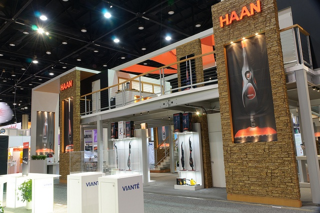 HAAN Housewares exhibit