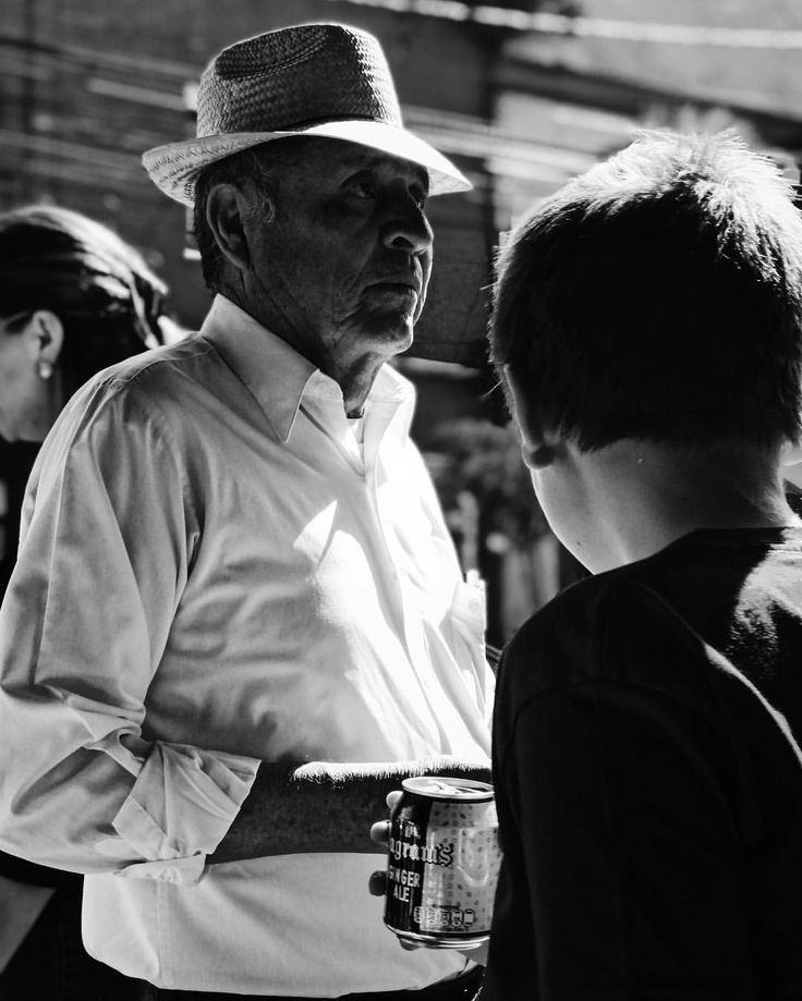Two generations #streetphotography #classy #photography