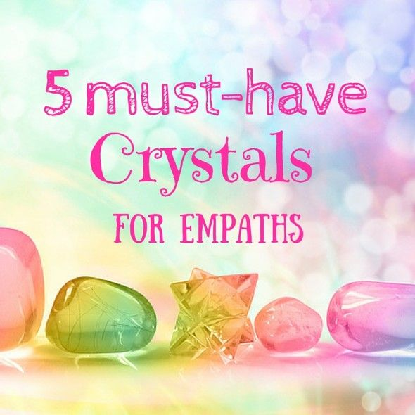 5 Must Have Crystals For Empaths | Soul and Spirit