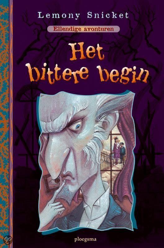 Ellendige Avonturen - Lemony Snicket/ a series of unfortunate events (film 2004, serie netflix start 2017)