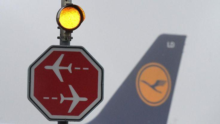 Vierter Streiktag in Folge: Lufthansa-Piloten streiken auch Samstag
