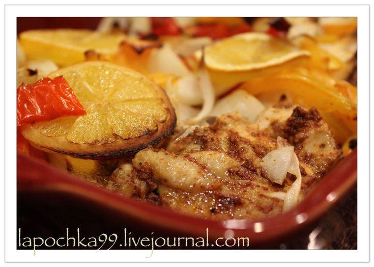 receptishi: Курица по-перуански