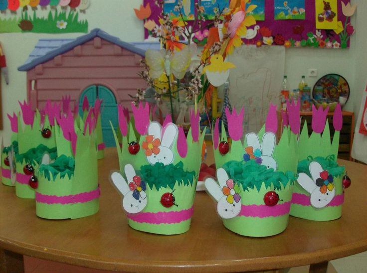 885 best easter images on pinterest easter kindergarten and day free easter bunny basket craft ideas for kindergarten and toddlers negle Gallery