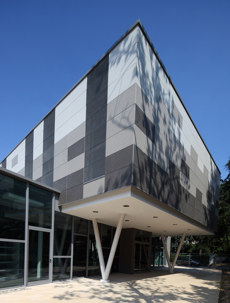 Ceramic Wall Cladding : Images about exterior cladding on pinterest